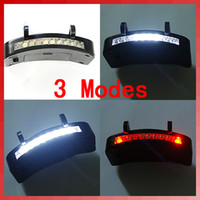 Wholesale 10 LED Mode Flashlight Camping Clip On Cap Hat Light