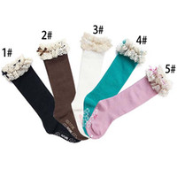 Wholesale Socks Kids Knee Socks High Socks Girls In Socks For Girls Knee High Socks Cotton Socks