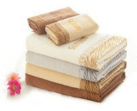 Wholesale 100 cotton Towels Wash cloths bath SPA Sports Gym Yoga towel cm london MIX