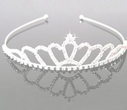 Wholesale jewelry rhinestones Hair hoop crown Headdress Manufacturer supply S HG920