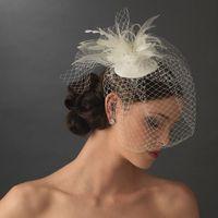 Other Type Silk Flower  Bridal Tiaras & Hair Accessories White Flower Head Flower Bridal Accessories