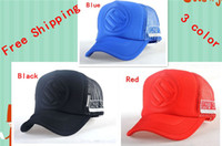 Wholesale STAGE D LOGO truck cap Sports caps Mesh cap Snapbacks hats colors available