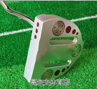 Wholesale 2pcs NEW right hand golf club right hand golf putter
