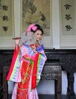 Women Tang Suit Traditonal Chinese Southern town China Traditional Design Dress Children's costume-girls Square-Fall in love with China