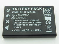 Wholesale Replacement Battery For Fuji NP60 NP FinePix M603 F601 F410 F401