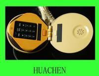 Wholesale 7635 Lovely Telephone Special Telephone Vivid Hamburger Shape Telephone from Movie Juno