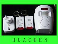 Wholesale 9183 Home Security PIR Motion Sensor IR Infrared Alarm Security Alarm