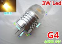 High Quality G4 Led High Power 3W AC DC 12V LED Lamp Bulb Li...