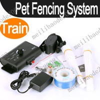 Wholesale 10 Sets K28 Underground Electric Dog Pet Fencing Fence Shock Collar
