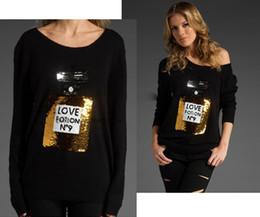Wholesale brand new womens large no Perfume bottles Bead piece sweater black tank tops gift