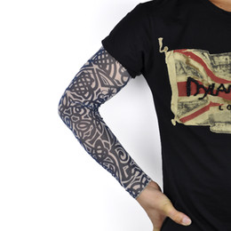 Wholesale style Seam Tattoo Sleeves Most fashion novelty tattoo sleeve