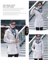 Women Women's spring coats - new monde Korean Spring amp Autumn slim women s coats women s trench coats women s coats Hooded coats