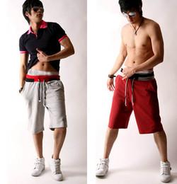 Wholesale Fashion Men s Shorts Taper Type Cotton Sports Shorts Popular Casual Shorts Middle Pants YNK1 JJ