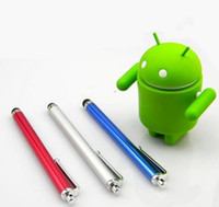 best stylus for ipad - Metal Stylus Pen Pens For IPHONE IPAD Colors DHL EMS FEDEX High Quality Best Choice