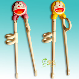 Wholesale Petty Edison Training Chopsticks Kids Right Left Children learn chopsticks educational chopsticks