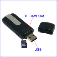 Wholesale Card Mini HD U10 spy cameras the X960 mobile detects the edge side of the recorded