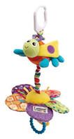 Lamaze - abeja con flor parto temprano desarrollo juguete educativo de la felpa juguetes bebé Gfits