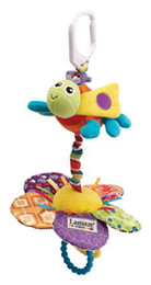 2017 juguete educativo de abeja Lamaze - abeja con flor parto temprano desarrollo juguete educativo de la felpa juguetes bebé Gfits