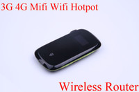 Wholesale Unlocked G G Mobile M Wireless MIFI WIFI Router Hotpot ZTE MF61