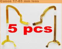 Wholesale 5x Flex flexible Cable for Canon mm Lens aperture
