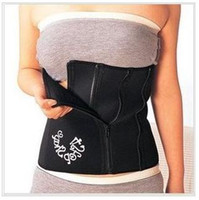 Wholesale Steps Slimming Trimming Sweat Sauna Tummy Waist Belt