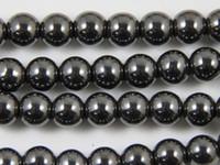 Wholesale 10MM Black Hematite Beads Fit Making Bracelet Necklace