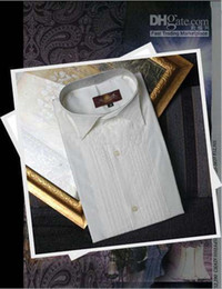 Wholesale Top Quality Men s Wedding Apparel Groom Wear Shirts F01