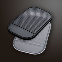 Wholesale New Fashion Non Slip Mat for Car Putting Things Up Straight Two Colors Black and Transparent for selection LK2042