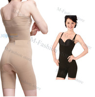 Wholesale New Thin body joined bodies Shapers babysuits clothes