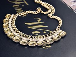 vivi Collar Necklaces Luxury Diamond Necklace Woven