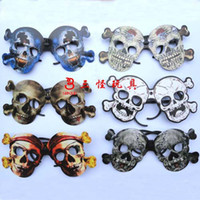 Wholesale Funny Eye Glasses Magic Trick Product Halloween supplies Halloween props trick toys YJ01