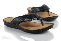 2012 new mens leather sandals Surfing slippers boys Surfing flipflops black cowhide belt Rubber base