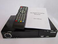 Other Satellite Accessories  欧标数字地面机顶盒  LateLatest EUROPE RUSSIA MPEG4 DVB-T2 HD Digital Terrestrial Receiver Set top box free shipping 1pcs