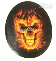 Paper    Free Shipping 50 X FlaMes Skull Motorcycle Car Auto Racing Decal Sticker