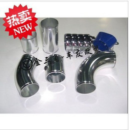 Wholesale Intake modified multi stage air intake tubes aluminum tube into the gas air pipe inlet ventilation