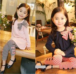 baby girls' suits,girls' long T shirt dress+girls' pants Leggings Tights Pants,girls' 2 pcs set suit