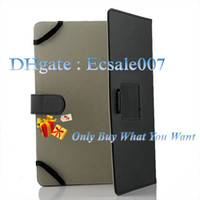 Wholesale DropShip Leather Case Skin Cover For Inch Android Tablet PC MID Superpad Flytouch