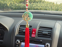 Wholesale The Jushi hanging inside car hanging car ornaments Dragons safe car accessories