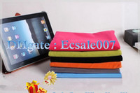 Wholesale Discount Universal Soft Sleeve Case Cover Cloth Bag Velvet Pouch For Tablet PC