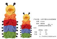 Wholesale Children s Sleeping Bags baby kids Caterpillar sleeping bag cartoon Sleeping Bags