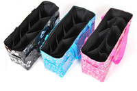 Wholesale 3pcs mommy bag Waterproof type nappy bag lining storage bag