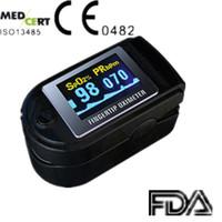 Wholesale Free P P FDA CE Fingertip Pulse Oximeter SPO2 Monitor