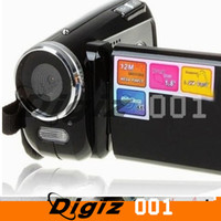 Wholesale 5Pcs MP inch TFT LCD Digital Video Camera X Zoom MP DV139
