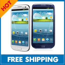 Wholesale TV WiFi i9300 Inch Screen Quad Band mobile Unlocked i8910 efit Cheap Mobile Cell Phone