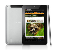 Wholesale 7 quot Onda V712 with Dual Core Ghz Android Tablet PC Dual Camera x800 Bluetooth WIFI G