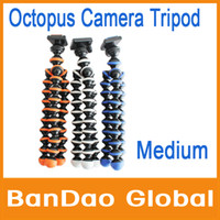 Wholesale Medium Octopus Flexible Gripping Tripod Stand Holder for Nikon Samsung Canon Camera Video
