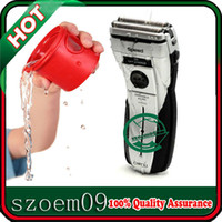 Wholesale New Rechargeable blades Waterproof Razer Cordless Trimmer Electric Mens Shaver