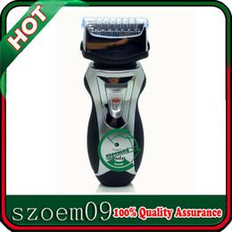 Wholesale Rechargeable Electric Men s Shaver Razor Cordless Trimmer Unique foil NEW