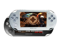 Wholesale 4 quot GB HD touch screen mp5 player with built in games and camera support update and plug card