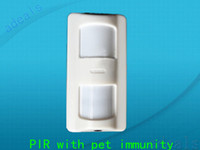 Wholesale Waterproof Tri Identified Tech Outdoor PIR Motion Sensor Detector Pet Immunity Function S153